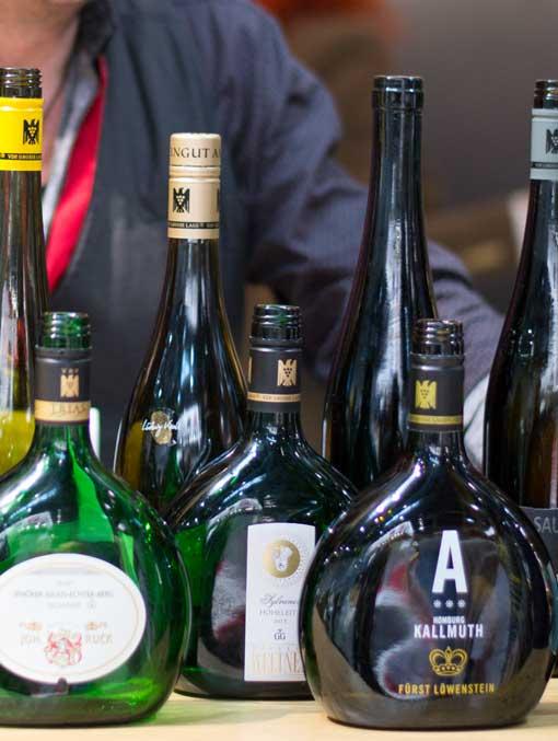 Der ideale Spargelwein: Silvaner
