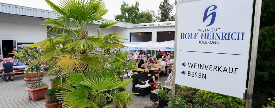 25. Sommerfest auf dem Weingut Rolf Heinrich