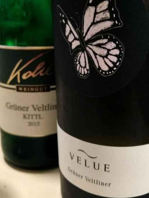 Grüner Veltliner - Weinviertel in deinem Viertel