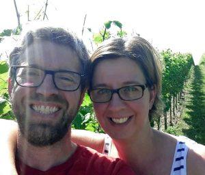Corinna und Jochen Schmitt