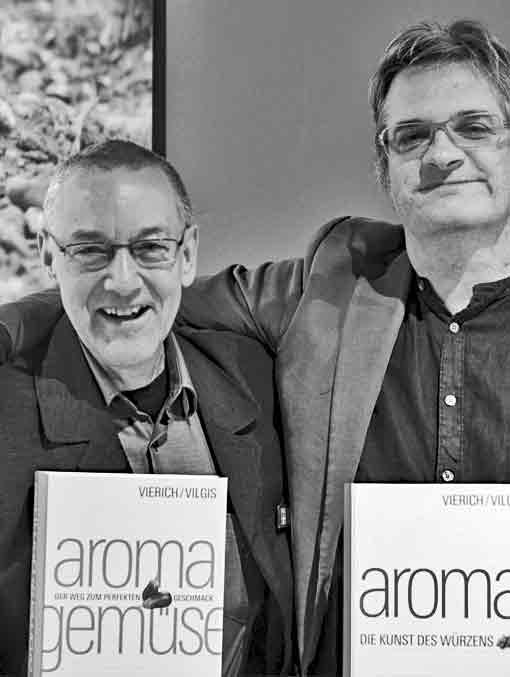 Thomas A. Vilgis und Thomas A. Vierich stellen ihr neues Buch vor.