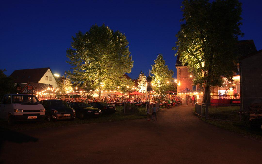 Fischers Allee-Weinfest Wiesentheid