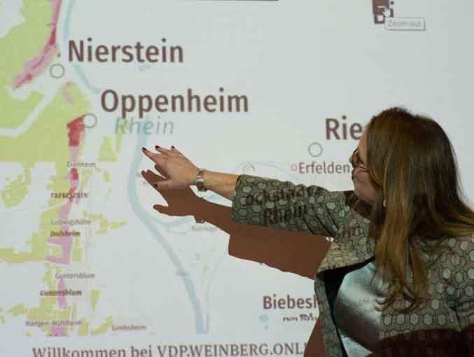 Katja Apelt (VDP) - Bild: wein-abc