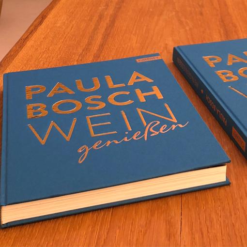 Wein genießen, das neue Buch von Paula Bosch, Foto: © Callwey Verlag