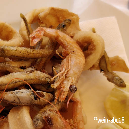 Fritto Misto - weinabc on tour