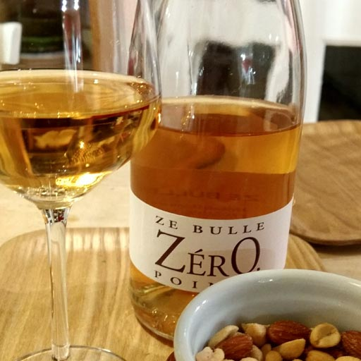 Ein Pet Nat aus dem Loiretal: Ze Bulle Zéro Point aus dem Weingut Château le Tour Grise - ©wein-abc