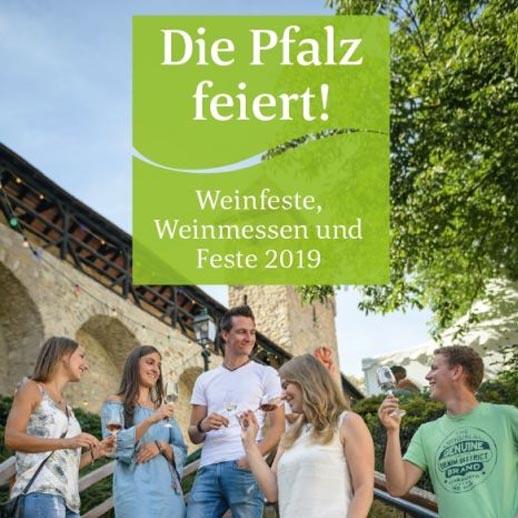 Pfälzer Weinfeste 2020