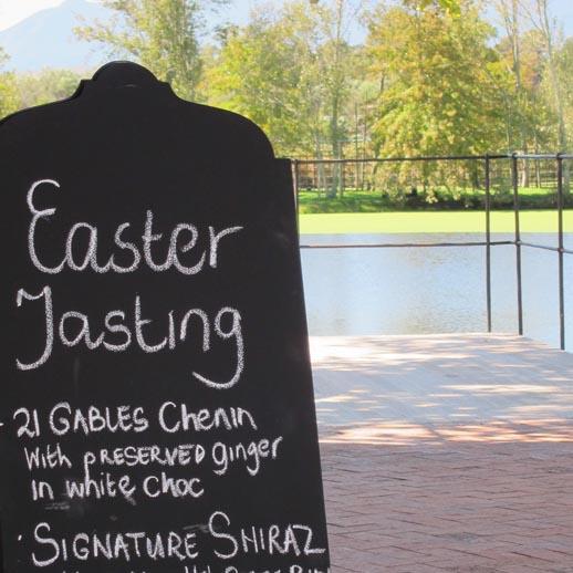 Easter Tasting